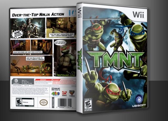 Teenage Mutant Ninja Turtles: Smash-Up (Game) - Giant Bomb