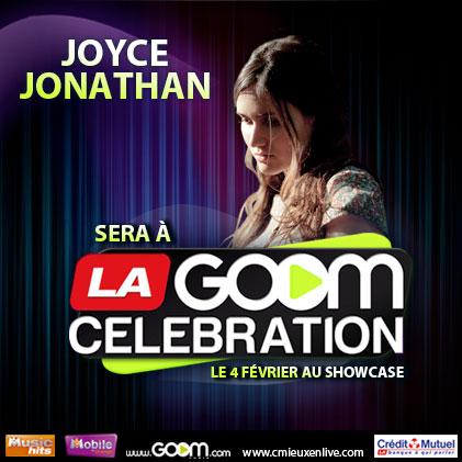 [04/02/11] Joyce @ Goom Celebration#2, Showcase (Paris) Joyce-jonathan-la...ebration-246041e