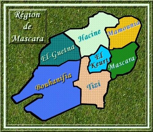 Région de Mascara  Mascara-region-27cfbc8