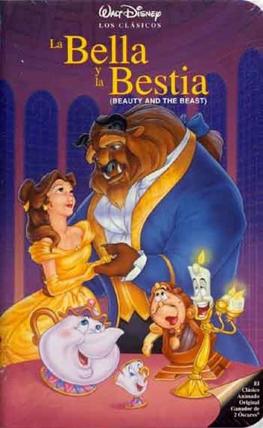 bestia 224a2a0 La bella y la bestia (1991) Español