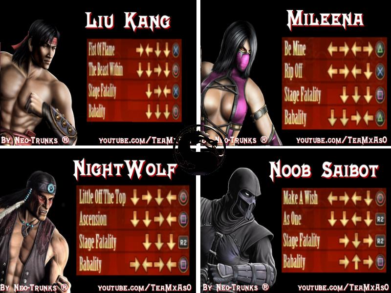 [Aides Fatalities et Astuces/Soluces] Mortal Kombat 9 4-2818de8
