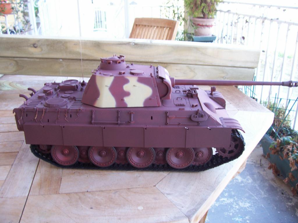 panther G allemagne, avril 1945 (base hen long) 010-267d0f0