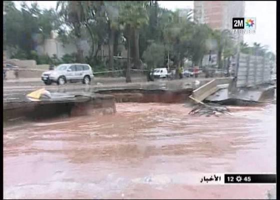 Photos de Casablanca sous le deferlement du Deluge Image006-23114a0